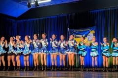 Danstoernooi CV OLUM 31-03-2019
